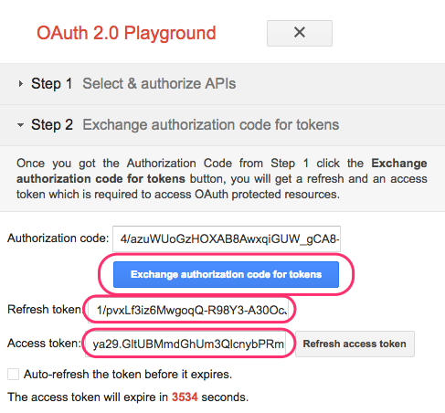 Login Using OAuth 2 0 Authentication | Keboola Connection